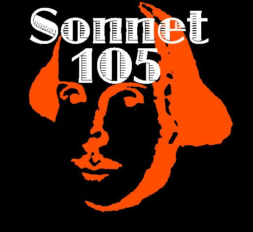Sonnet 105