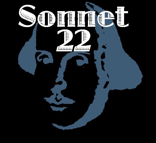 Sonnet 22
