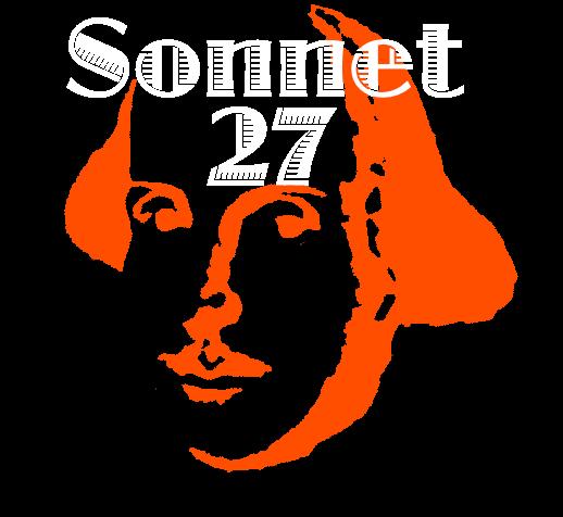 Sonnet 27