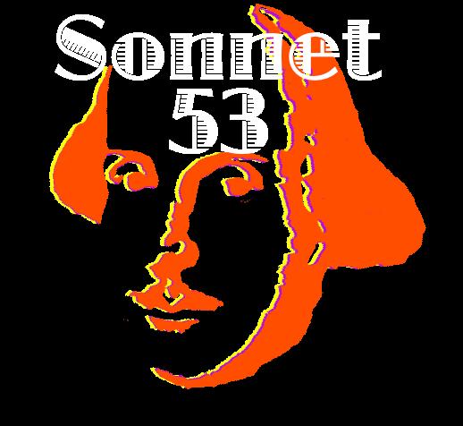 Sonnet 53