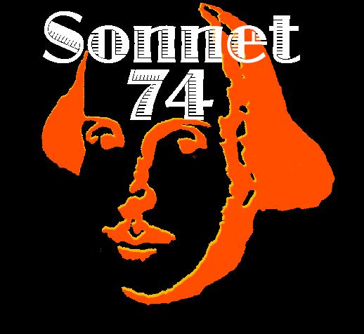 Sonnet 74