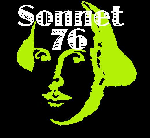 Sonnet 76